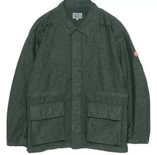 Cav Empt Green Jacket