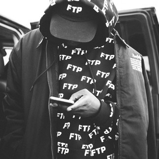 FTP All-Over Hoodie