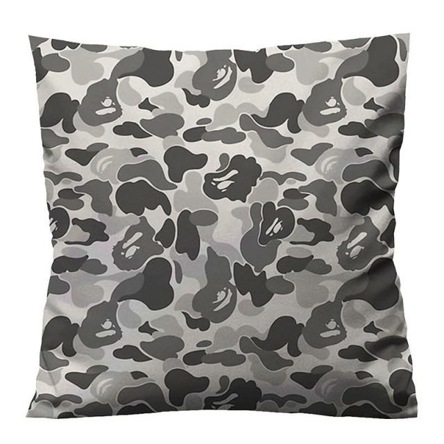 Bape Throw Pillow Case Cushion