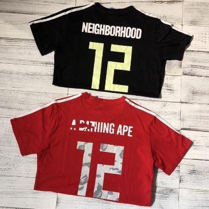 Bape x Adidas Soccer Shirt
