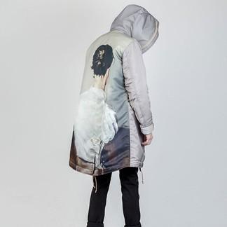 Undercover x Michael Borremans Parka Jacket