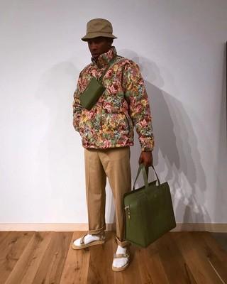 Golf Wang Garden Puffer Jacket