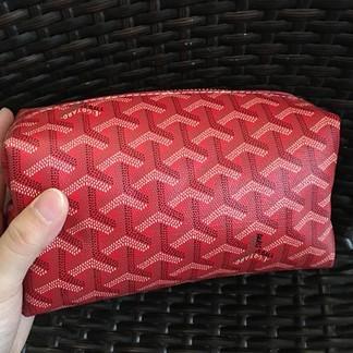 Goyard Makeup Bag