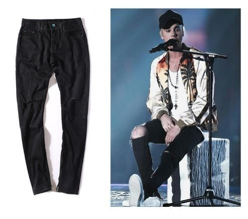 Fear of God Zipper Jeans