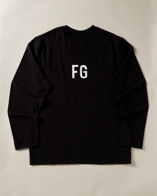 Long Sleeve 'FG'  Vintage