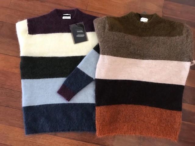 Acne Studios Albah Mohair-Blend Sweater v3