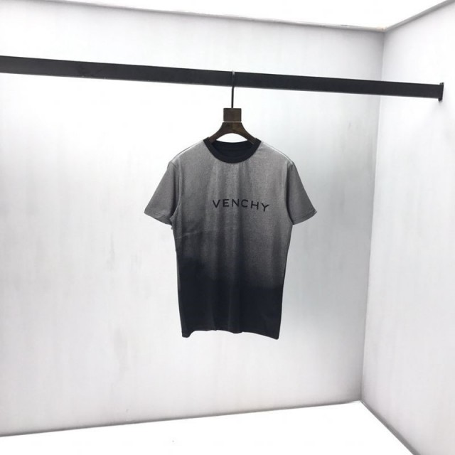 GIVENCHY OVERSIZED T-SHIRT WITH GLITTER EFFECT
