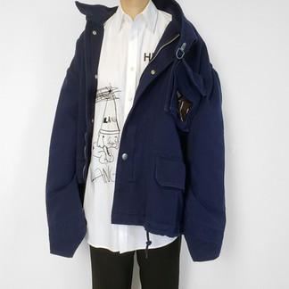 Raf Simons Locksmith Hanger Jacket