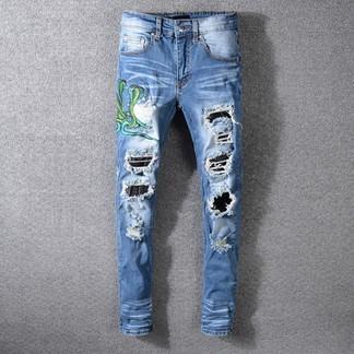 Amiri Snake Jeans