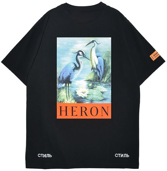 18SS Heron Preston Oversize 3D