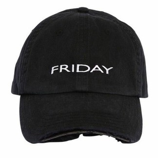 Vetements Friday Hat
