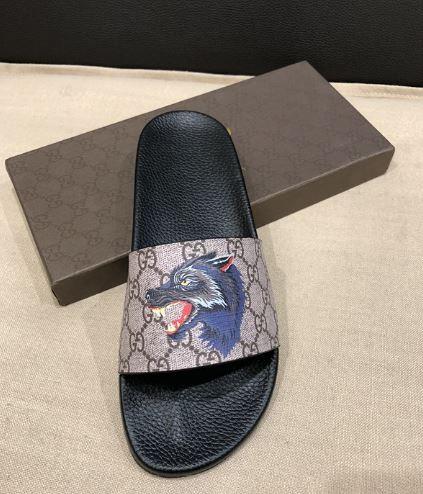 Gucci Wolf Slide