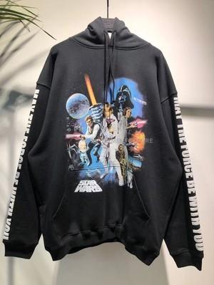 Vetements x Star Wars Movie Poster Hoodie