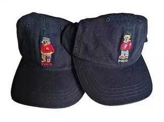 Ralph Lauren Polo Bear Hat
