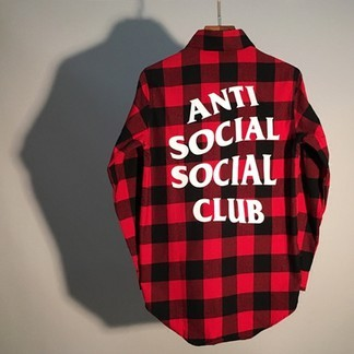 ASSC Plaid Shirt