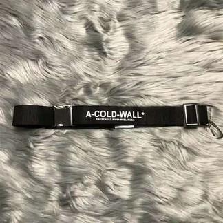 A-COLD-WALL Belt