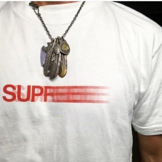 Supreme Motion Logo T-Shirt