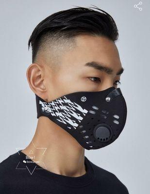 Acronym x Coevo Rz Facemask