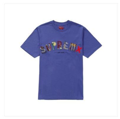 Supreme SS19 City Arc Tee