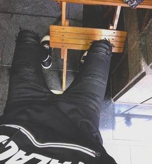 Amiri Slim Mx1 Jeans