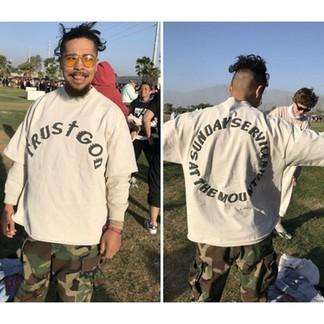 Kanye West Sunday Service Merch T-Shirt
