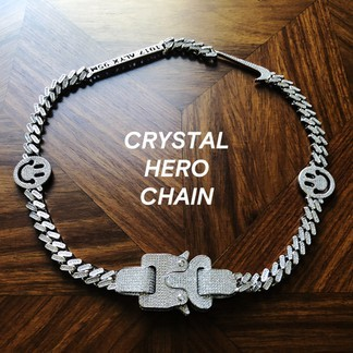 Alyx Iced Out Hero Chain