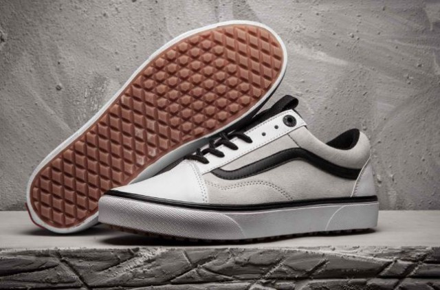 Vans x TNF Shoes