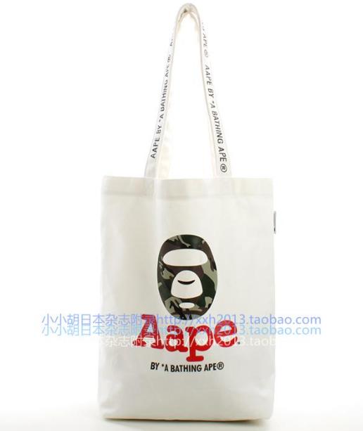 AAPE Tote Bag