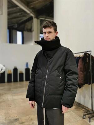 Rick Owen Winter Jacket w/ Pockets
