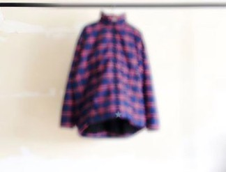 Balenciaga Plaid Jacket