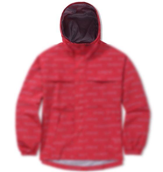 FW16 Supreme 3M Print Jacket