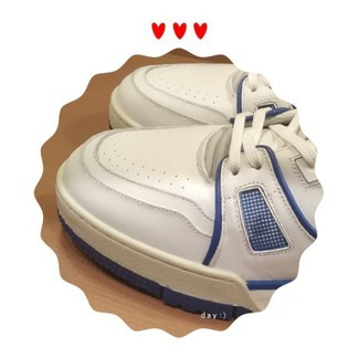 Louis Vuitton Trainers Low [JELLY]