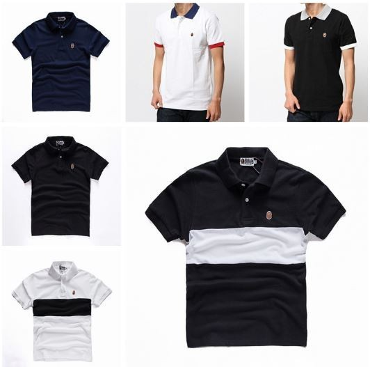 Bape Polo shirt