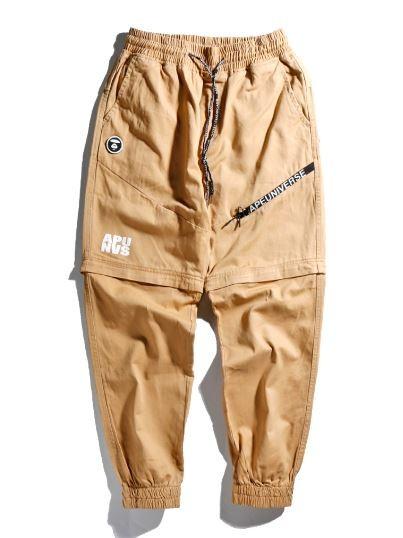 AAPE Camo Removable Pants
