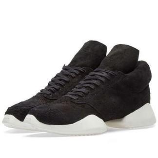 Rick Owens x Adidas Viscious Runner Sneakers