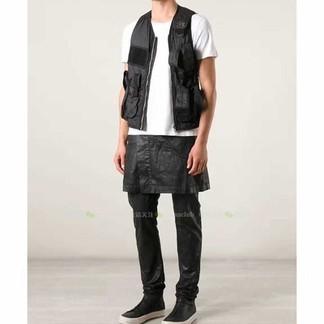 Rick Owen Cargo Vest