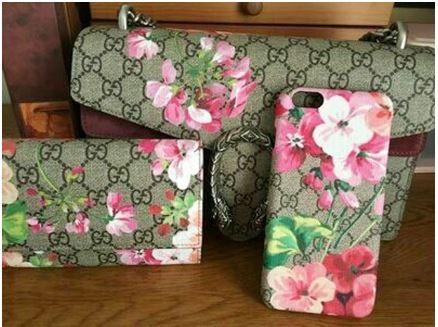 Gucci Bloom IPhone 7 plus case