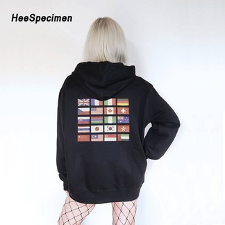 Places + Faces 5th Anniversary Hoodie