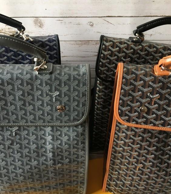 Goyard Goya Bag Backpack