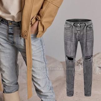 FOG Denim Pants