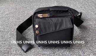 Alyx Black Shoulder Bag