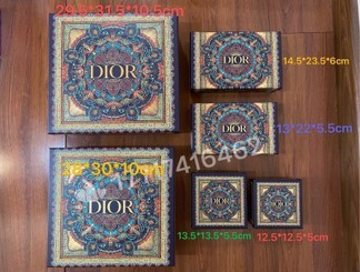New Dior Gift Packaging