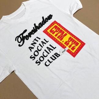 Anti Social Social Club x CPFM T-Shirt White (2020)