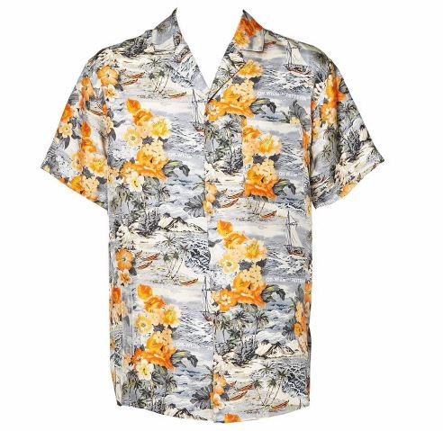 """Off-White """"Floral"""" SS18 Shirt"""
