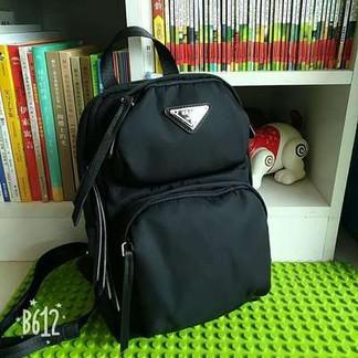 Wtc Prada Nylon Backpack