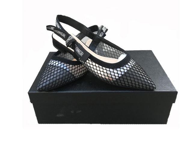 Dior J'adior Flats