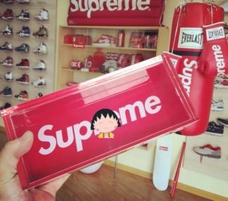 Supreme Acrylic Storage Box (FW16)