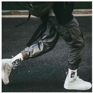Palace white socks
