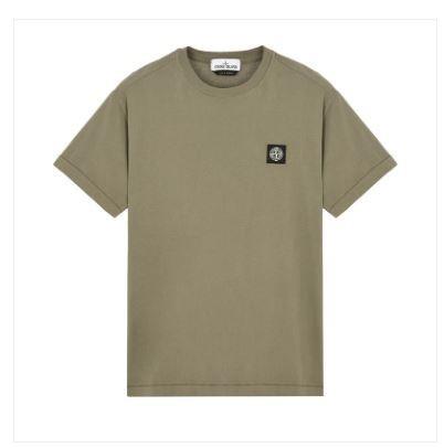 Stone Island small patch T-Shirt