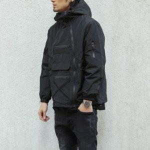Cheap Techwear Jacket